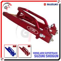 SWING ARM SWINGARM SUZUKI SHOGUN SMASH SASIS AYUN SUPERTRACK - GOLD