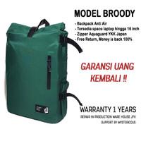 Tas Backpack Broody Army-Custom Anti air by MYST JFK - Warranty Years