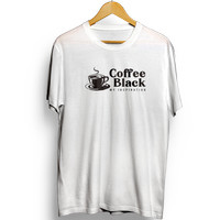 Kaos Pria / Baju Pria Coffee Black my Inspiration - CE901CBM