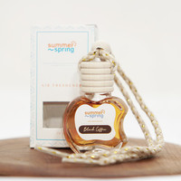 Pengharum Mobil, Parfum Mobil,Aroma terapi, Pewangi Botol Black Coffee