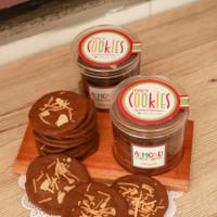 Chocolate - Almond Crispy Cheese