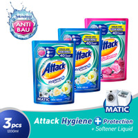 Attack Hygiene Softener Care Package 1200mL