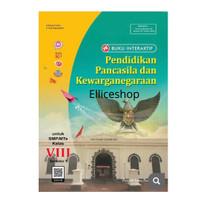 Buku PR Interaktif PPKN kelas 8 SMP, Semester 1, Intan Pariwara