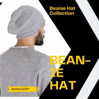 Topi Kupluk Dewasa Beanie Hat Pria Wanita Polos Bahan Spandek Premium
