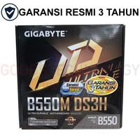 Motherboard GIGABYTE B550M DS3H AM4