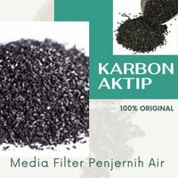 Karbon Aktif / Arang Aktif Penyaring Penjernih Air Bau Dan Kuning