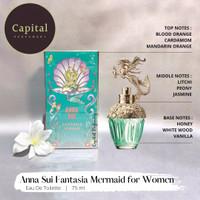 Anna Sui Fantasia Mermaid Woman Edt 75 ml