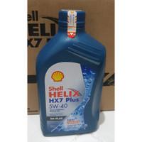 Oli Shell Helix HX7 Plus 5W 40 1L