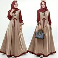 Baju gamis/Baju Muslim Wanita Renata Busana Muslim Fashion Muslim
