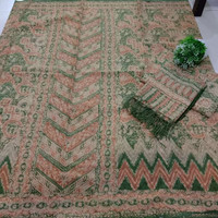 kain batik sarimbit trusmi bahan dobby dobi cap tulis keluarga pastel