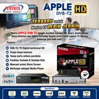 RECEIVER DVBT2 TV BOX ANTENA TV DIGITAL MATRIX APPLE HD SET TOP BOX