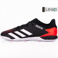 Sepatu Futsal Adidas Predator Mutator 20.3 IC Core Black Red