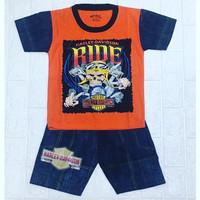 Setelan baju anak laki laki - 5 tahun, RIDE