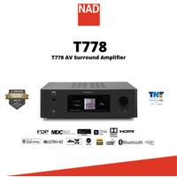 NAD T 778 AV Surround Sound Receiver