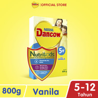 DANCOW ADVANCED EXCELNUTRI 5+ Vanila Box 800g