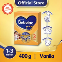 BEBELAC 3 VANILA 400 GR