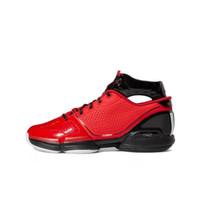 Sepatu Adidas Adizero Rose 1 Og Scarlet Basket Ball Original G57744 -