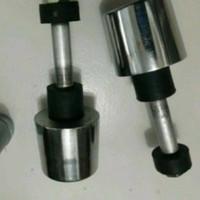 Bos Bandul Stang Motor Chrome Universal Besi bukan Alumunium