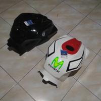 Cover tengki Yamaha Vixion Old model CBR CT AFAU AKSESORIS MOTOR SPO