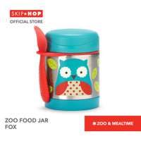 SKIP HOP ZOO FOOD JAR - OWL - TEMPAT WADAH MAKANAN HANGAT OWL