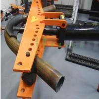Machinery Alat Tekuk Bending Pipa Besi 1/2-2 Hydraulic Pipe Bender