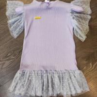 baju anak perempuan warna lilac merk Poetri Kamil AHA