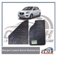 Karpet Lantai Karet Mobil Datsun Go / Karpet Mobil Karet Datsun Go