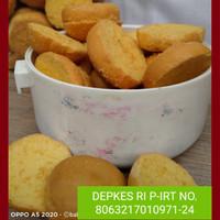 kue kering bagelen / bagelan berat 200 gram