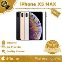 iPhone XS Max 256gb second original fullset inter - Gold, Min. face id&TT