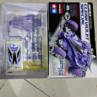 Tamiya AVANTE MK3 Nero clear violet special