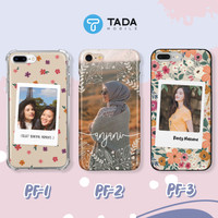 Custom Case HP - Iphone Samsung Oppo Vivo Xiaomi - Polaroid Series