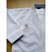 Baju Karate KATA Elite Senkaido Black Elite Original
