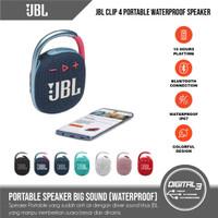 JBL Clip 4 Bluetooth Wireless Speaker Portable Waterproof Clip4 IP67