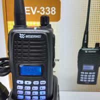 HT HANDY TALKIE WEIERWEI VEV-338 VHF