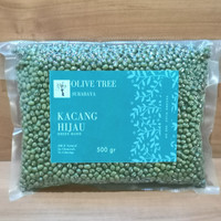 Kacang Hijau 500 gr. Mung Bean 500 gr.