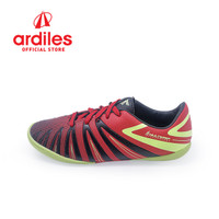 Ardiles Kids Desailly FL Sepatu Futsal - Merah Hitam