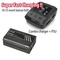 COMBO SKYRC B6 Nano eFUEL 200W DC Balance battery Charger & PSU