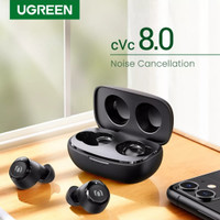 Ugreen HiTune TWS wireless Bluetooth 5.0 APTX Earbud Earphone - 80606