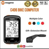 Speedometer sepeda Magene C406 original - Unit only