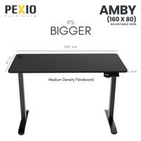 Ergonomic Desk | Automatic Adjustable Desk PEXIO | Amby 160 * 80