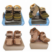 Sepatu Prewalker Baby Millioner Cowo - BMED16