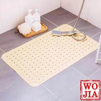 Keset Kerikil Kamar Mandi PVC Anti Slip Suction Cup Shower Bath Mat