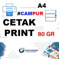 Cetak Online Print Kertas A4 80 Gram |Bisa Satu Muka Dan Bolak Balik
