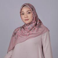 Zoya Salvina Scarf - Hijab Kerudung Segi Empat