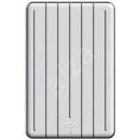 Silicon Power Bolt B75 256GB Portable SSD - Silver