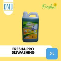 Sabun Cuci Piring Fresha Pro Diswashing Jerigen 5L