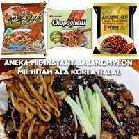 jual jajangmyeon ramen Halal instant samyang jepang mie hitam