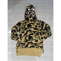Bape hoodie shark camo Authentic