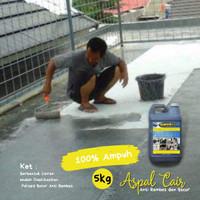 Aspal Cair 5 kg Pelapis Anti Bocor Dinding Tembok Lantai Atap