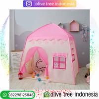 Tenda House / Tenda Anak Terbaru - LED Only
